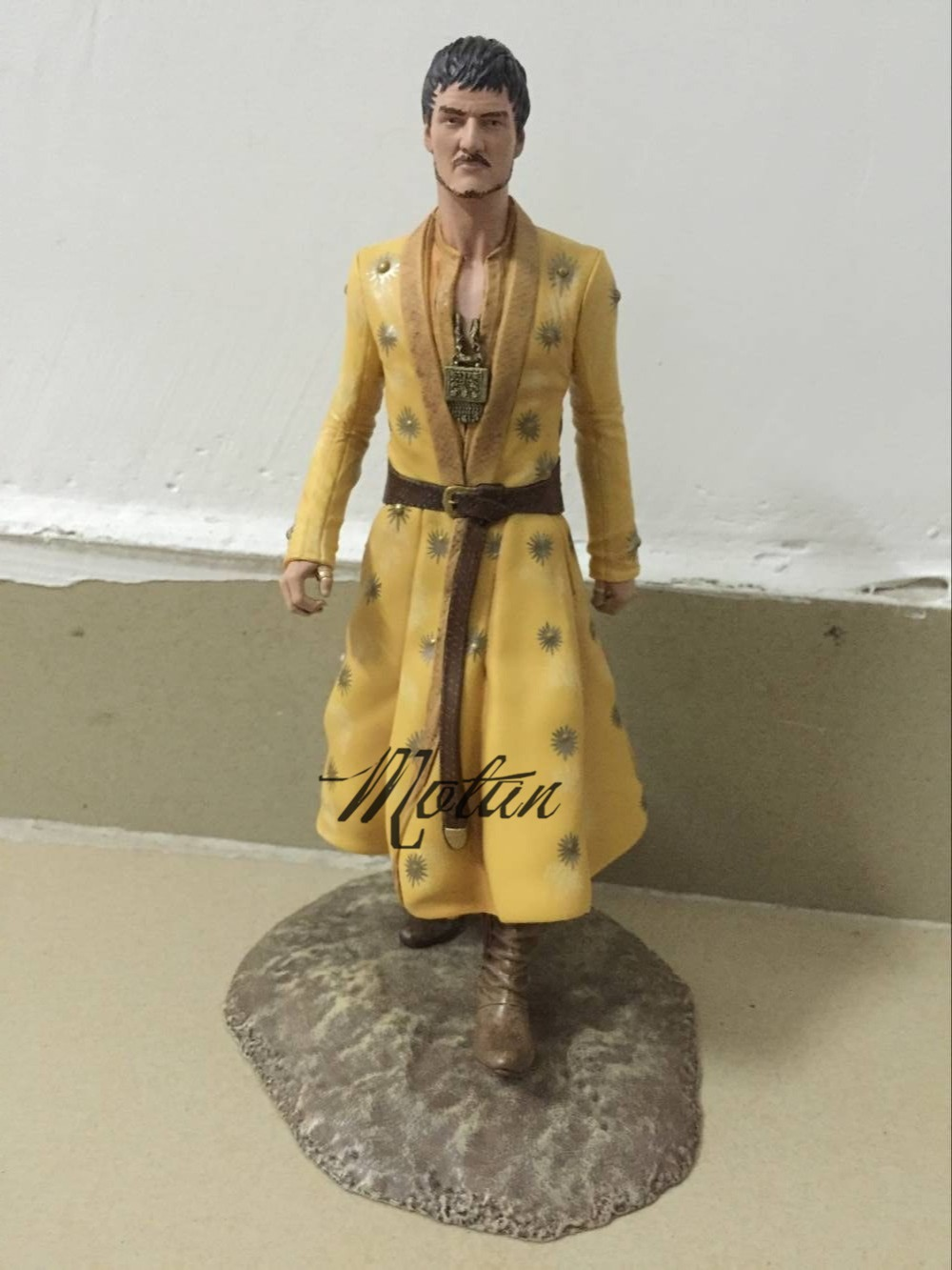 BOX!hot action figure Game of Thrones OBERYN MERTELL figure doll PVC collection model gift toys free shipping game vi the piltover enforcer 20cm pvc action figure kids model toys collection gift juguetes brinquedos hot sale