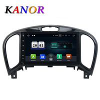 Kanor Octa Core Android 6 0 2G 32G Car Dvd Player For Nissan Juke 2004 2012