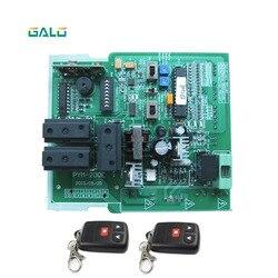 Doskonałe napędy do bram przesuwnych panelu sterowania  bramy automatyki domowej otwieracz do panelu sterowania max 1800 kgGate