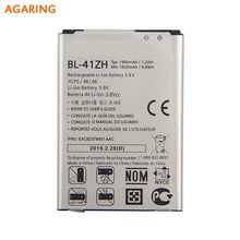 Agaring Original Replacement Phone Battery BL-41ZH For LG L50 D213N EAC62378401 Authenic Rechargeable 1900mAh