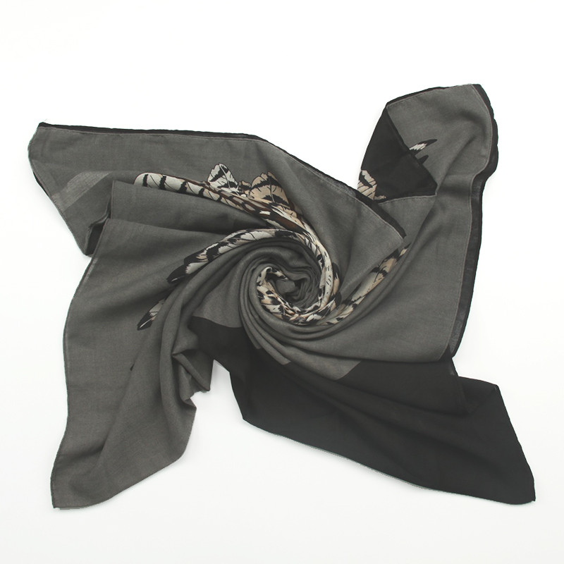 Two Tone Night Owl Scarf | Lightweight Scarves