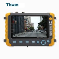 5inch TFT LCD 1080P TVI AHD CVI Analog In One Cctv Test Monitor