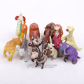 Ice Age 5 Toys 5cm 12pcs/set Ice Age Manny Ellie Diego Sid Mini PVC Figures Model Doll Toys For Kids
