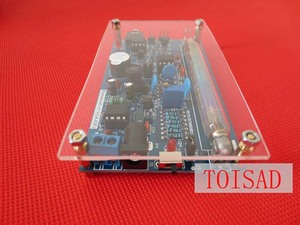 Image 1 - Gratis verzending Nieuwere Upgrade Gemonteerd DIY Geige Geigerteller Kit; Nucleaire Straling Detector; GM Buis connector