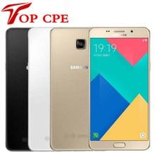 Orijinal Samsung Galaxy A9 Pro 2016 A9100 Duos Unlocked 4G LTE çift Sim 6.0