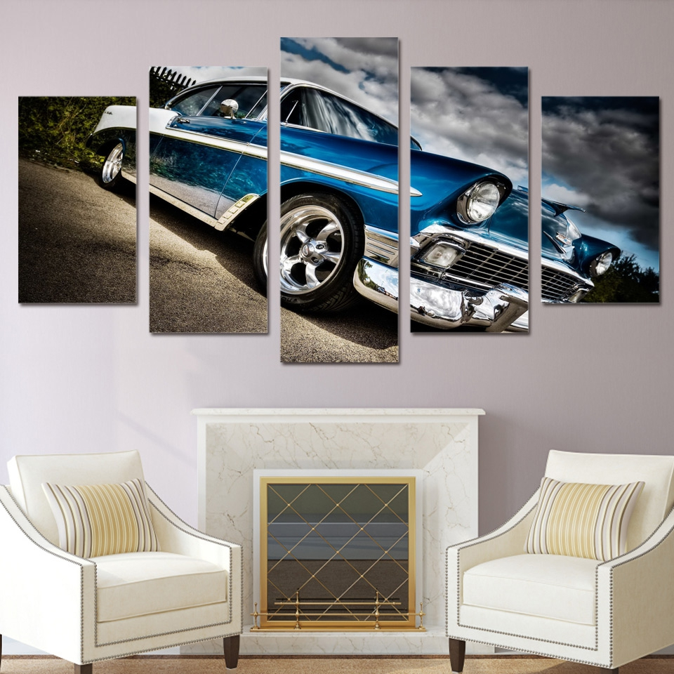 cars picture frames
