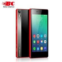 Original lenovo vibe shot z90 z90-3 msm8939 octa-core 5,0 zoll 1080 P Android 5.1 3 GB RAM 16 GB ROM 16MP ähnliche Z90-7 Smart telefon