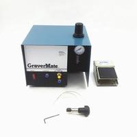 Pneumatic Jewelry Engraving Machine Pedal Control Jewelry Engraver Engraver Bit
