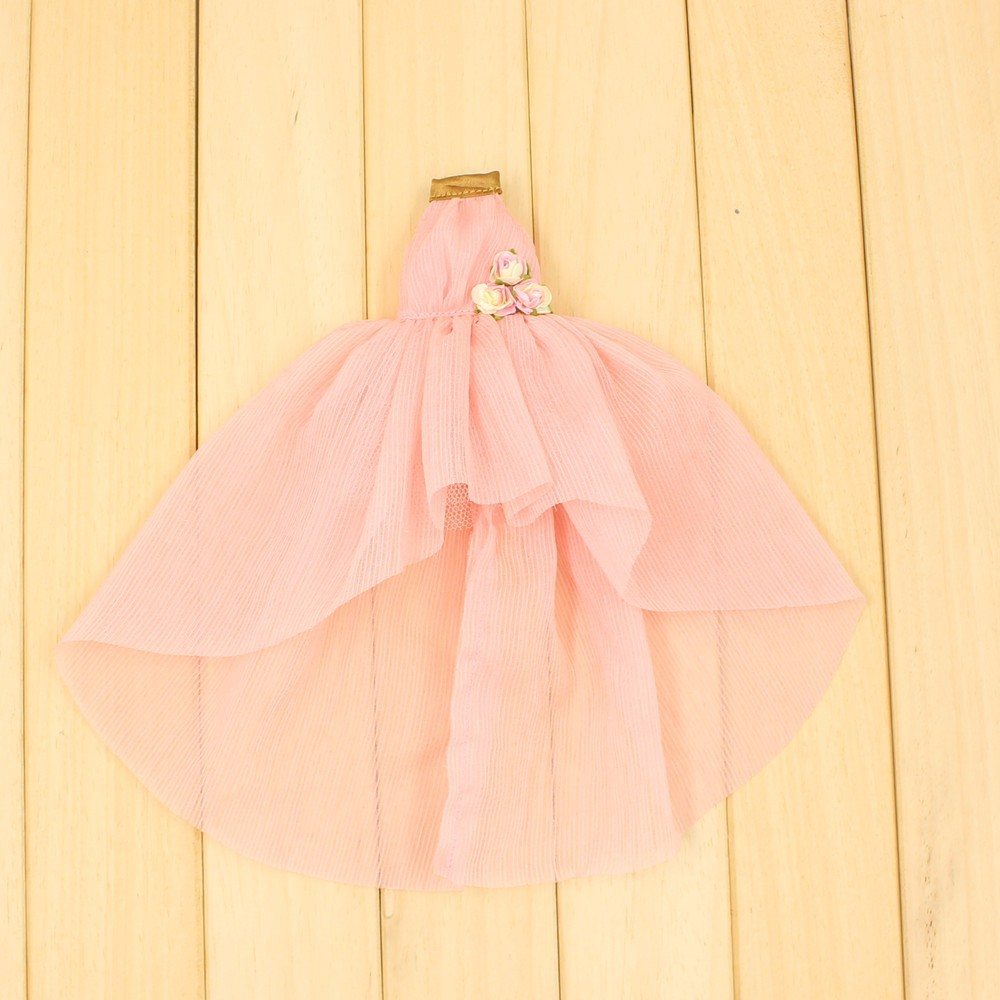 Neo Blythe Doll Clothes Pink Dress 3
