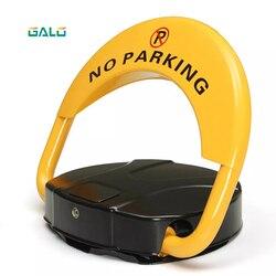 Auto Remote Controlled Bediening Beschermen Prive Parkeerplaats Parkeerplaats Slot Met Oplaadbare Batterij