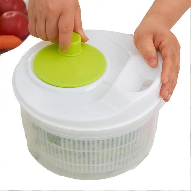 Фрукты сушилка для овощей Сушилка очиститель корзина фрукты мыть чистой корзина для хранения шайба сушильная машина очиститель салат Spinner
