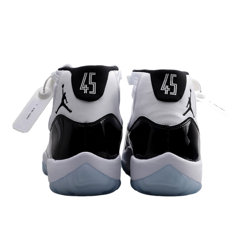 1b478ff2ccd668 Jordan 11 Basketball Shoes Platinum Tint White Black 45 Outdoor Sport Shoes  Gym Red 11 Wine like 96 Cap And Gown Shoes-in Basketball Shoes from Sports  ...