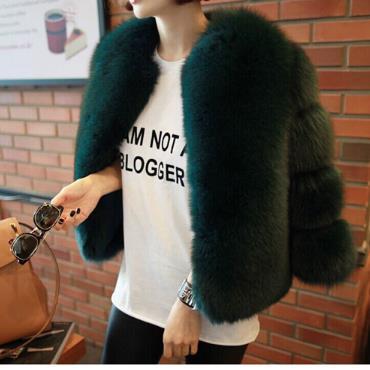 Manteau Hiver Artificielle Femme Vison La De Femmes Plus Taille 2019 Faux Fourrure Veste Outwear Z243 85qqHwcf