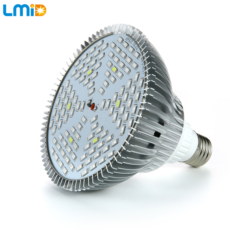 Lmid LED Grow spuldze augiem Pilna spektra 25W LED Fitolampy LED lampas augiem Ziedu iekštelpu hidroponika Grow System