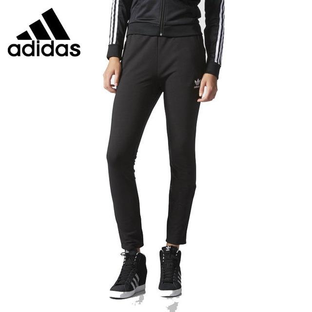 great look finest selection outlet US $106.9 |Aliexpress.com : Buy Original New Arrival 2017 Adidas Originals  LINEAR LEGGINGS Women's Pants Sportswear from Reliable sportswear women ...