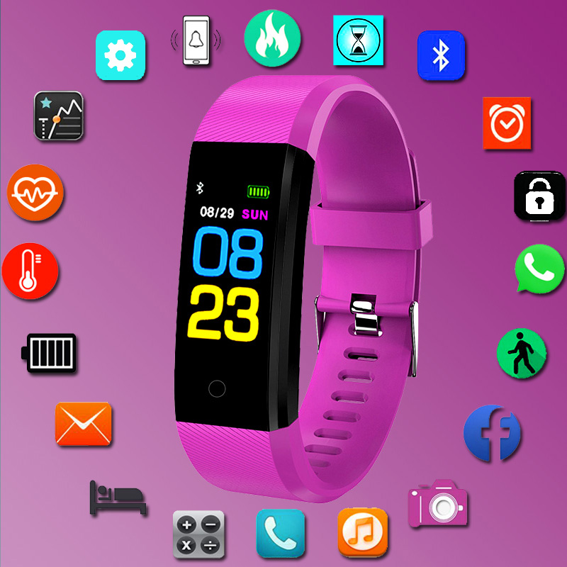Sport  Wrist Watch Children Watches Kids For Girls Boys Students Watch Electronic LED Digital Wristwatch Child Clock Hours Gifts