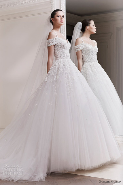 Precio vestido de novia zuhair murad