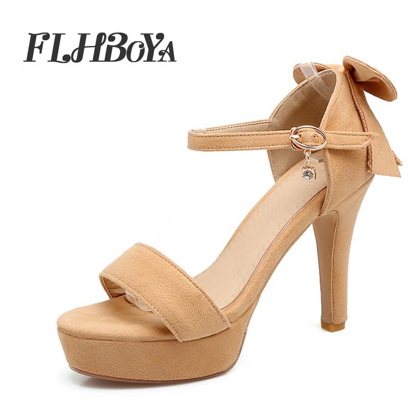 Aliexpress.com : Buy Odetina 2018 New Fashion Flock High