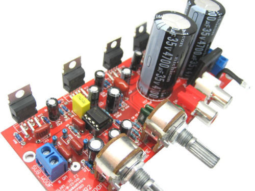 Subwoofer 21 4tda2030a power amplifier board kit for diy kits in subwoofer 21 4tda2030a power amplifier board kit for diy kits solutioingenieria Gallery