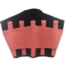 Free Shipping 7Colors Movement Neoprene Sports Waist Belt Slimming font b Fitness b font Belt Body