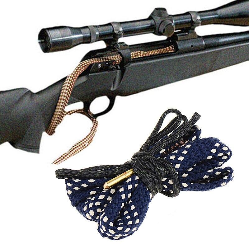 Gun Cleaning Kit 1Pcs Bore Snake Rifle/Pistol/Shotgun
