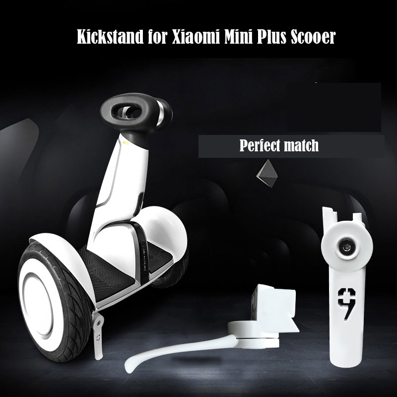 Scooter Kickstand For Xiaomi Ninebot Plus Hoverboard Electric Scooter Skateboard Parking Stand Unicycle Stabilizer Holder