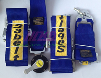 Universal Seat 3 4 5 6 Point Camlock Harnes Racing Safety Seat Belt Width 3 Inches