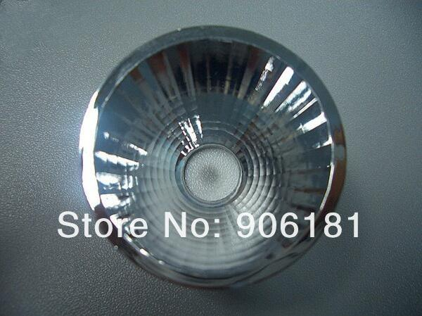 ZANS-45 High quality COB Reflective Cup, Size:45X29.5mm, 45 degree, Clean Surface, PC Materials , Aluminum Coating