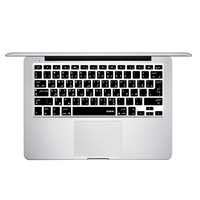 Silicone Arabic Bàn Phím Bìa Da đối với Apple Macbook Pro MAC 13 15 17 Air 13, Cung Cấp nhà máy XSKN Thương Hiệu, MỸ Cổ 10 ngày đến M