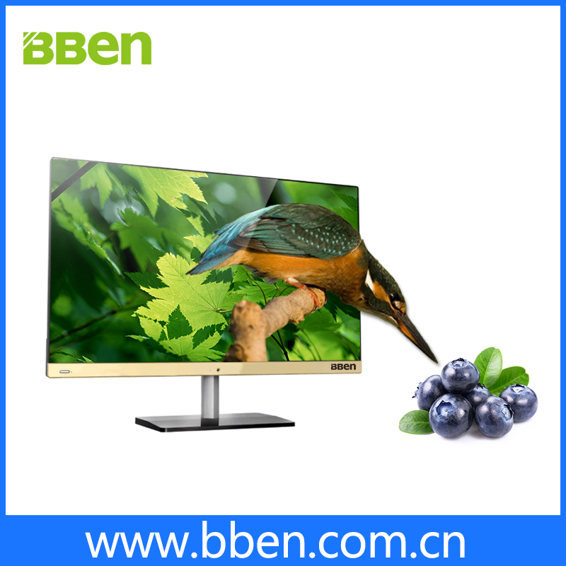 BBen All-In-One PC Windows 10 Intel Haswell i5 RAM 8G SSD 128G HDD 1T All In One Computer 23.8'' Desktop 1920*1080 Gaming PC