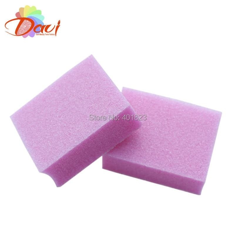 mini buffs for nails Buffer block pink sanding nail file tools ...