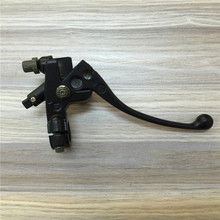For Lifan motorcycle LF150-10B / KP150 clutch lever handle assembly accessories new free shipping цены