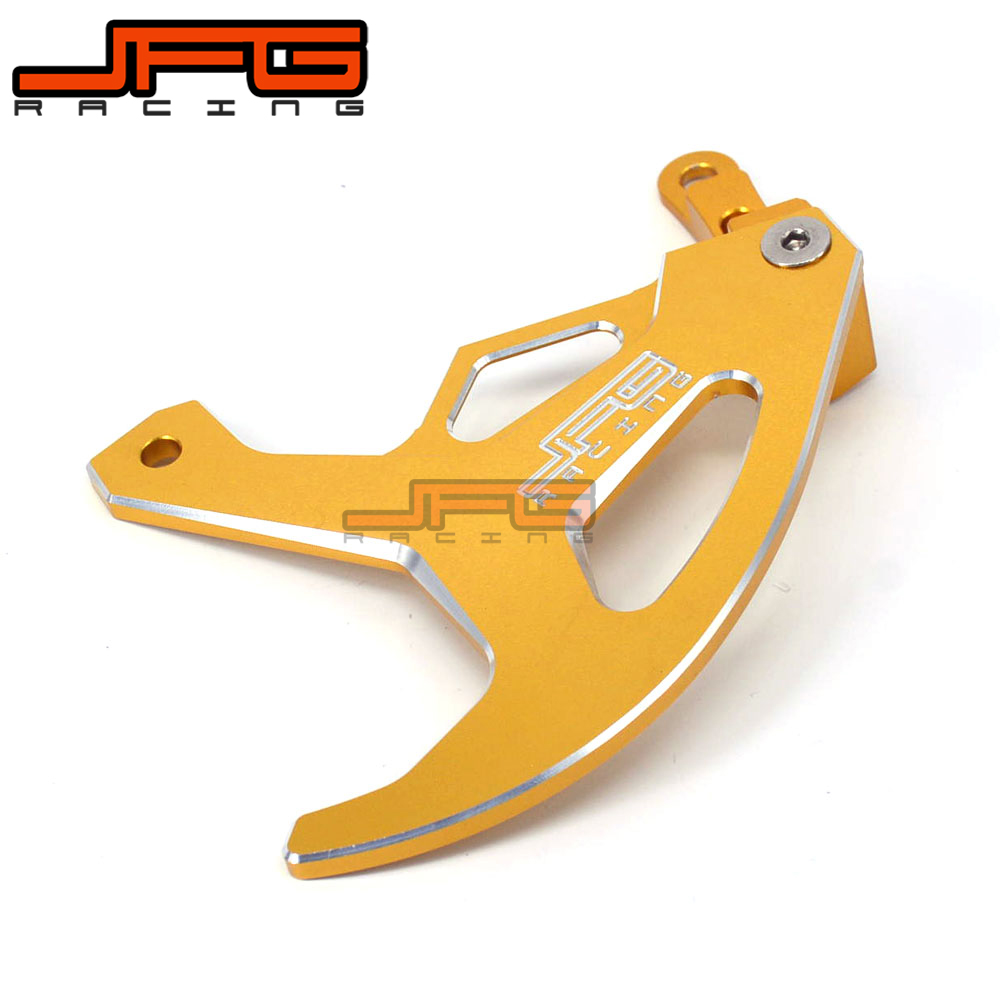 Motorcycle Rear Brake Disc Guard Protector For SUZUKI RM125 RM250 1996-2000 DRZ400 00-04 DRZ400S 00-15 DRZ400E 00-07 Dirt Bike
