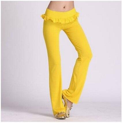 New Belly Dance Costumes Senior Milk Silk  Crimping Belly Dance  Pants For Women Belly Dance  Trousers