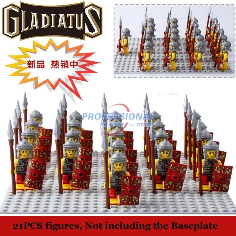 21PCS/Lot Medieval Castle Knights The Lord of the Rings Mini Building Blocks Brick Toys Armor The Hobbit Gladiatus Figures lola rose ожерелье