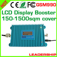 Wholesale GSM 900mhz AGC LCD cellular mobile/cell phone signal repeater booster amplifier detector splitters with LCD display