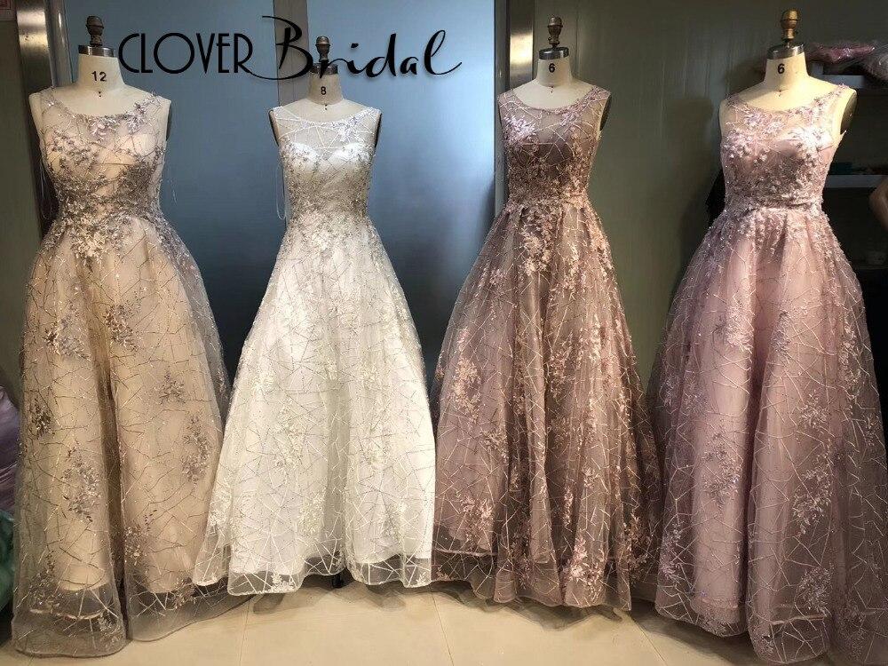Us 1650 2018 Rosa Baja Nuevo Sin Mangas Rosa Vestidos De Fiesta Largos Elegantes De Gala 2018 Mas Vendidos A Line Lacetulle Prom Dress In Prom