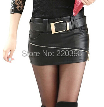 Popular Tight Leather Skirt-Buy Cheap Tight Leather Skirt lots ...