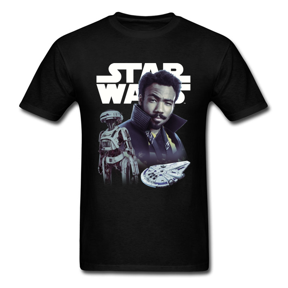 Cheaper Funny 3D T Shirt Star Wars Short Sleeved Fashion Brand Mens Tee Shirts Pals In Space Jedi Warrior T-Shirt Printing