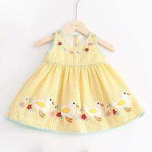 Newborn Girls Dresses Summer Cute Wear Christening Party Wedding Dress Baby Girls Lace Vestido Infantil 1 Year Princess Clothes