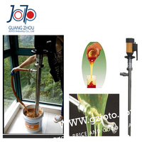 316 Stainless Steel high viscosity vertical Epoxy resins, glycerin, honey screw pump
