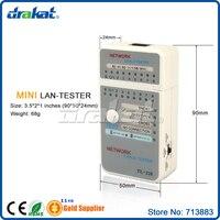 Mini Cable Tester RJ45 RJ11 BNC USB