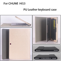 NEW Business Stand Pu Leather Case 13 5 Inch For Chuwi Tablet PC Keyboard Protective Sleeve
