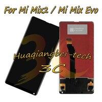 5 99 New Black For Xiaomi Mi Mix 2 Mi Mix2 Mi Mix Evo Full LCD