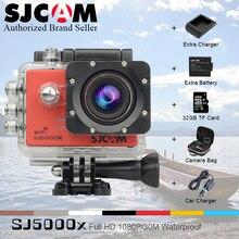 100{e3d350071c40193912450e1a13ff03f7642a6c64c69061e3737cf155110b056f} Orignal SJ5000X Elite SJCAM WiFi 4 K 24fps 2K30fps Gyro Sport DV 2.0LCD NTK96660 SJ 5000 Acción de Buceo 30 m Impermeable cámara