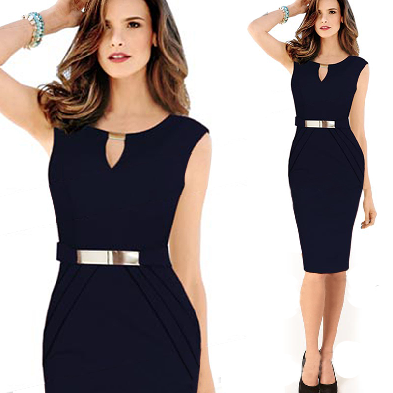 Office Casual Dresses
