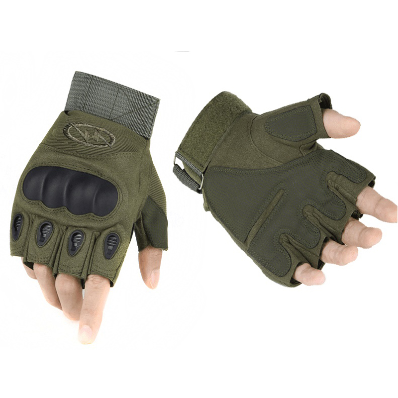 2016 New Tactical <font><b>Gloves</b></font> Men Half Finger Army <font><b>Gloves</b></font> Climbing Antiskid Fitness Sports Workout <font><b>Gym</b></font> Special Forces Training <font><b>Gloves</b></font>