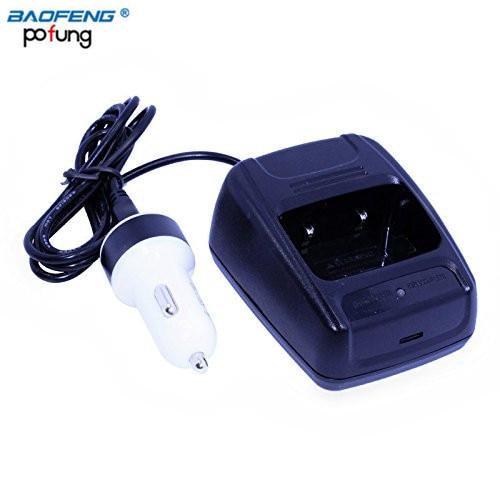 imágenes para Baofeng batería cable usb cargador de mechero de coche/usb para portátil baofeng bf-888s radios de dos vías walkie talkie