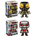 10CM Original Funko POP Marvel Heroes Yellow Jacket Ant-Man Ant Man Vinyl Action Figure