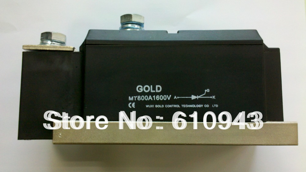 MT800A 1600v Thyristor modules good qualityOrdinary thyristor thyristor welding machine specific module  цена и фото
